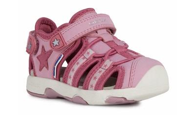 Geox Kids Sneaker »B Sandal Multy Girl« kaufen