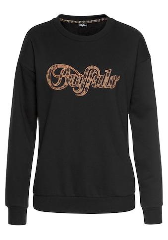 Buffalo Sweatshirt »Buffalo Sweatshirt« kaufen