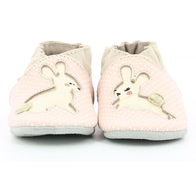 Robeez Krabbelschuh »Rabbit Baby Hase«