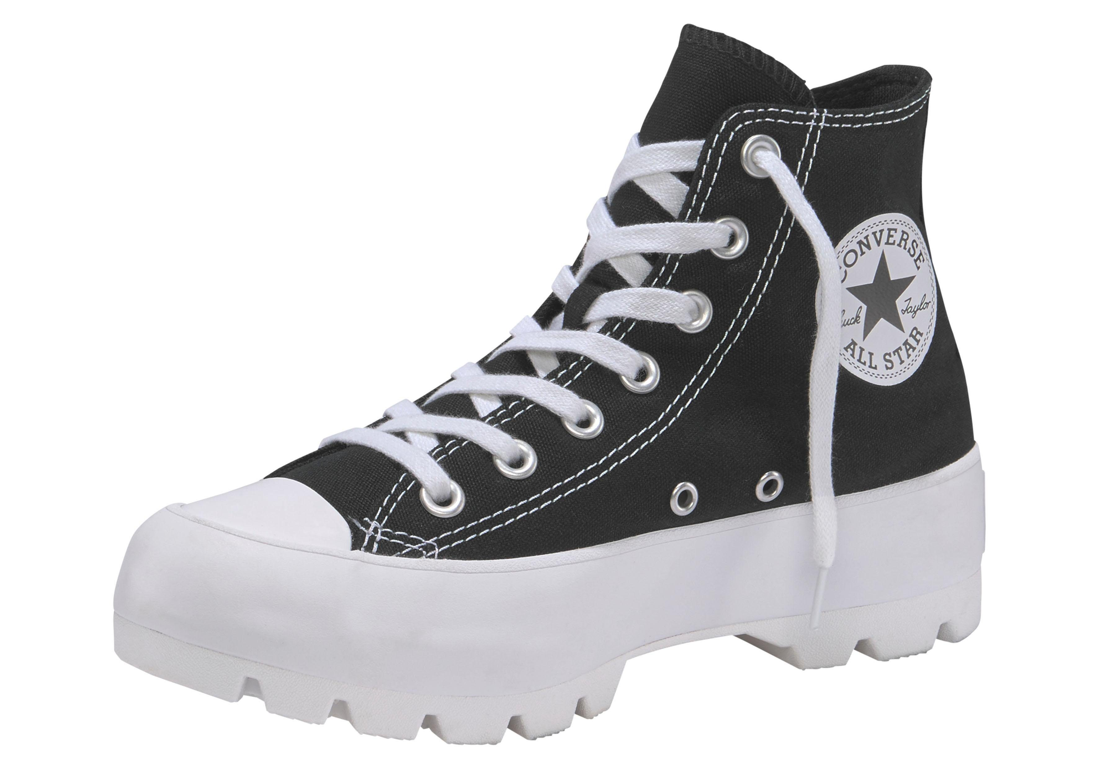 Converse Sneaker Chuck Taylor All Star LUGGED HI
