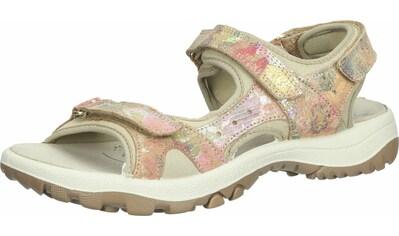 Imac Sandale »Velourleder/Textil« kaufen