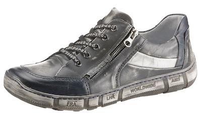 KACPER Schnürschuh, mit modischem Kontrastbesatz kaufen