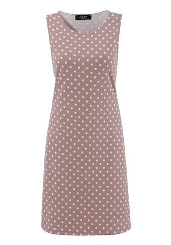 Aniston SELECTED Sommerkleid, im Punkte-Druck - NEUE KOLLEKTION kaufen