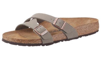 Birkenstock Pantolette »YAO«, in schmaler Schuhweite kaufen
