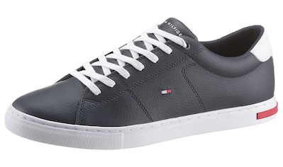 TOMMY HILFIGER Sneaker »ESSENTIAL LEATHER DETAIL VULC« kaufen