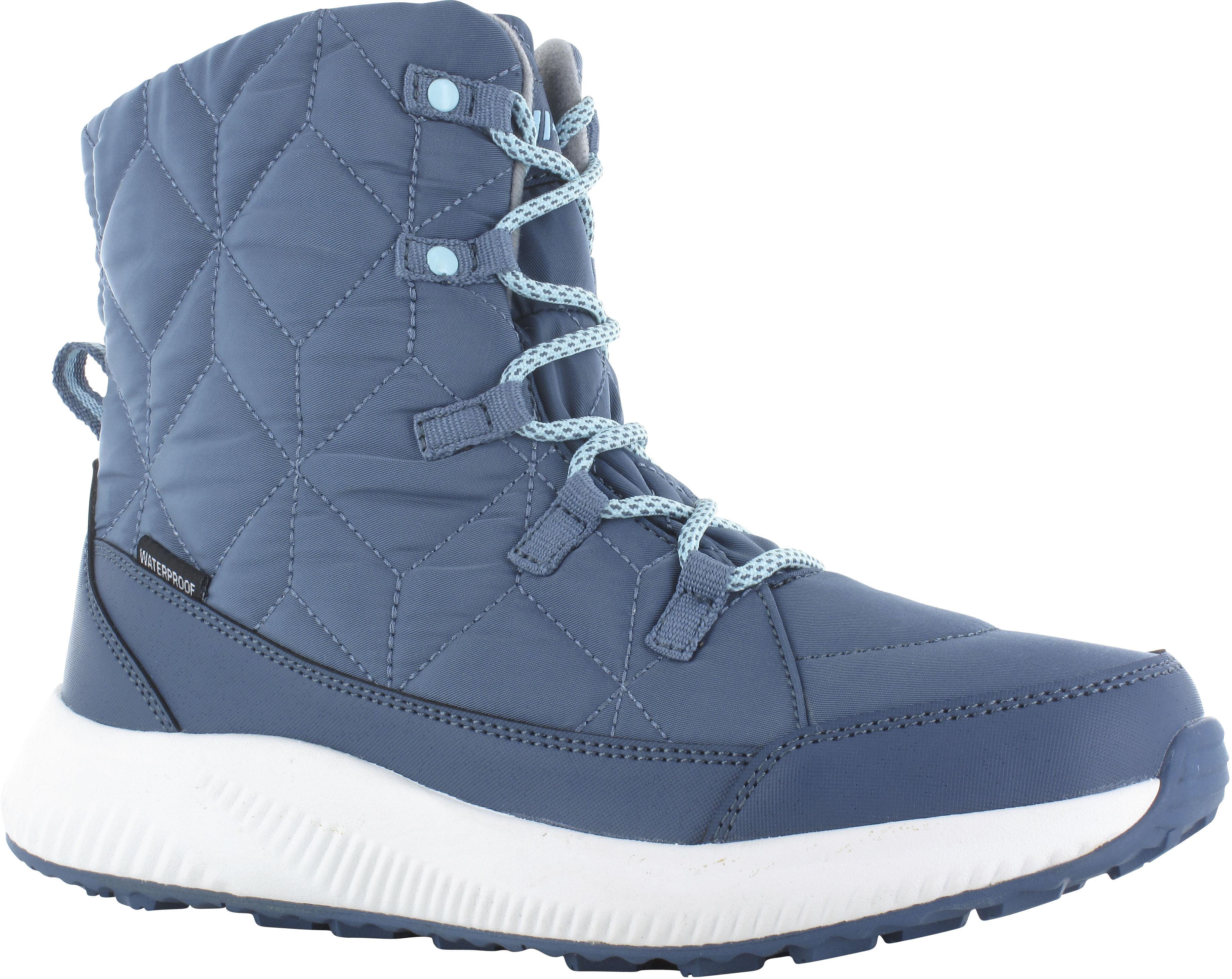 Hi-Tec Winterboots Quilty waterproof