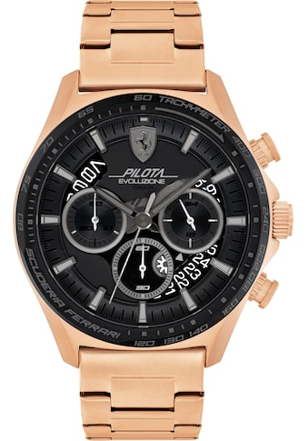 Scuderia Ferrari Chronograph »PILOTA EVO, 0830825« kaufen