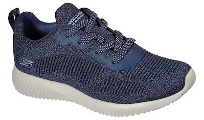 Skechers Sneaker »BOBS SQUAD GHOST STAR«, mit feinem Metallic-Schimmer kaufen
