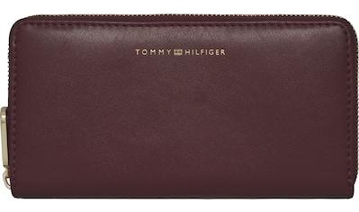 TOMMY HILFIGER Geldbörse »SOFT TURNLOCK LARGE ZA« kaufen