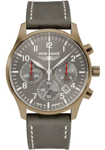 IRON ANNIE Chronograph »D-AQUI, Airline Bordshop Edition, 5674-4_AIR« kaufen