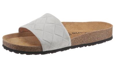 Tamaris Pantolette »CORRA«, mit geprägter Bandage kaufen
