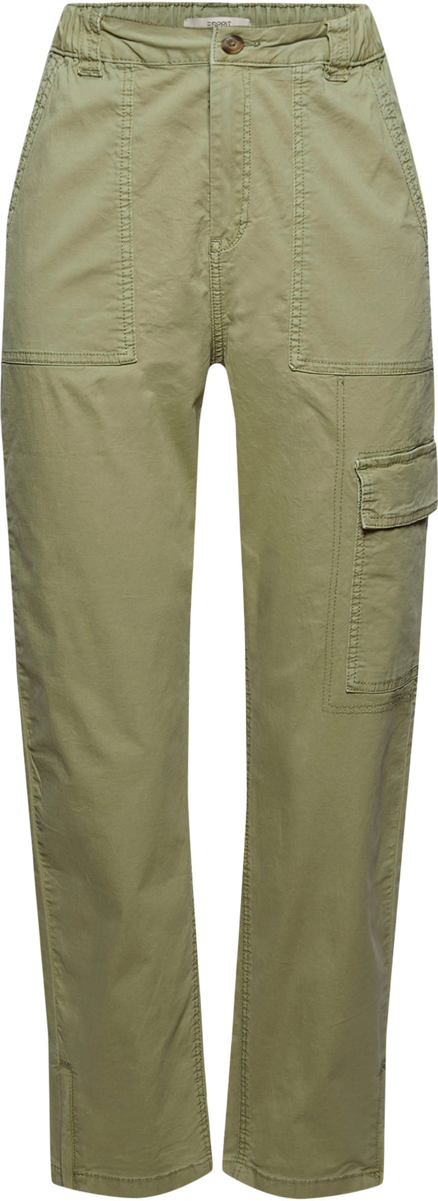 esprit -  Cargohose, im washed-out-Look