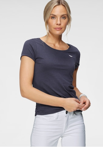 Arizona T-Shirt, mit Logo-Stickerei kaufen