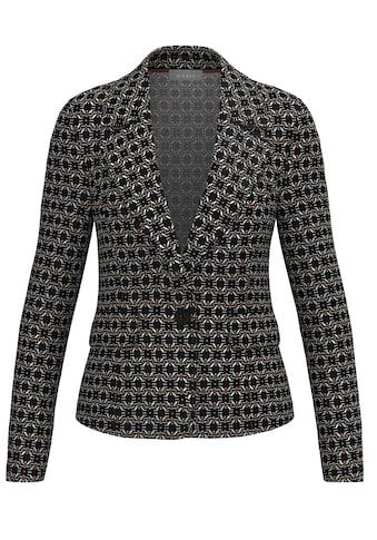 bianca Jerseyblazer »JINNY«, mit ausgewähltem Muster im Jacquard-Style kaufen