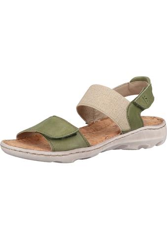 Josef Seibel Sandale »Leder/Textil« kaufen