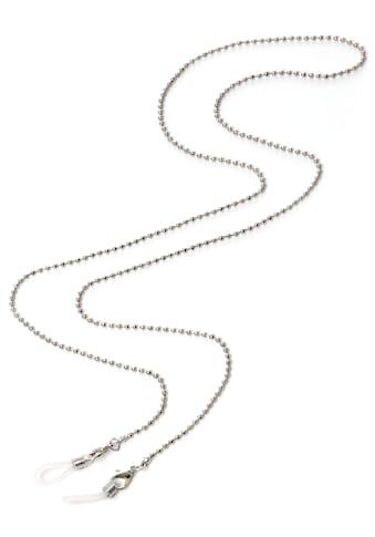 J.Jayz Brillenkette »in Kugelkettengliederung, rhodiniert« (1 - tlg.) kaufen