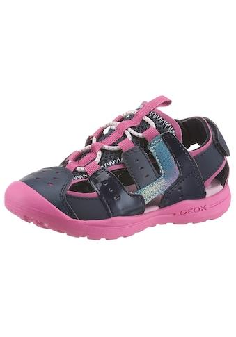 Geox Kids Sandale »VANIETT GIRL«, mit Klettverschluss kaufen