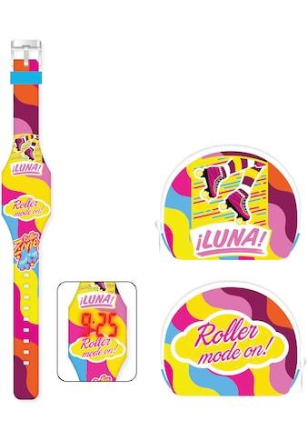 Joy Toy Digitaluhr »Soy Luna Digitaluhr, 93706«, (Set, 2 tlg., mit Börse) kaufen