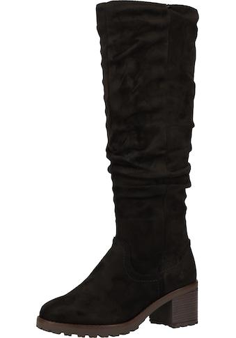 Venturini Stiefel »Lederimitat/Textil« kaufen