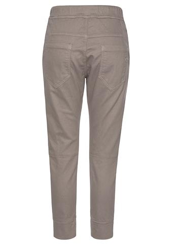 Please Jeans Jogger Pants »PL51G«, im Relax-Fit mit praktischem Gummizug-Bund kaufen