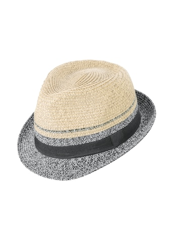 Chaplino Trilby, in Two-Tone-Optik kaufen