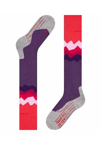 FALKE Skisocken »SK2 Crest Skiing«, (1 Paar), mit Vollplüsch kaufen