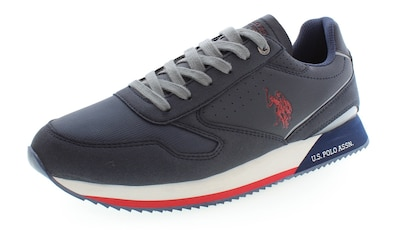 U.S. Polo Assn Sneaker »NOBIL«, mit kontrastfarbigen Logo kaufen