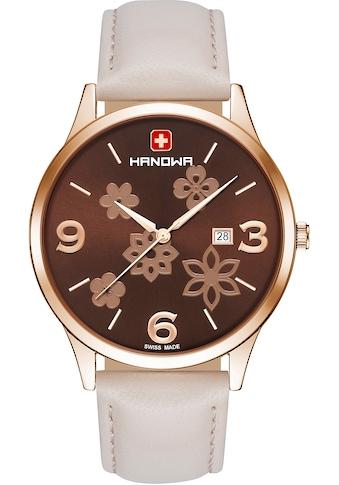 Hanowa Schweizer Uhr »NATURE, 16-4085.09.005« kaufen