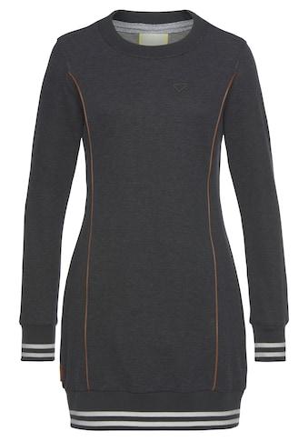 Alife & Kickin Sweatshirt »DarliAK«, trendy Longsweater mit Kontrastsreifen kaufen