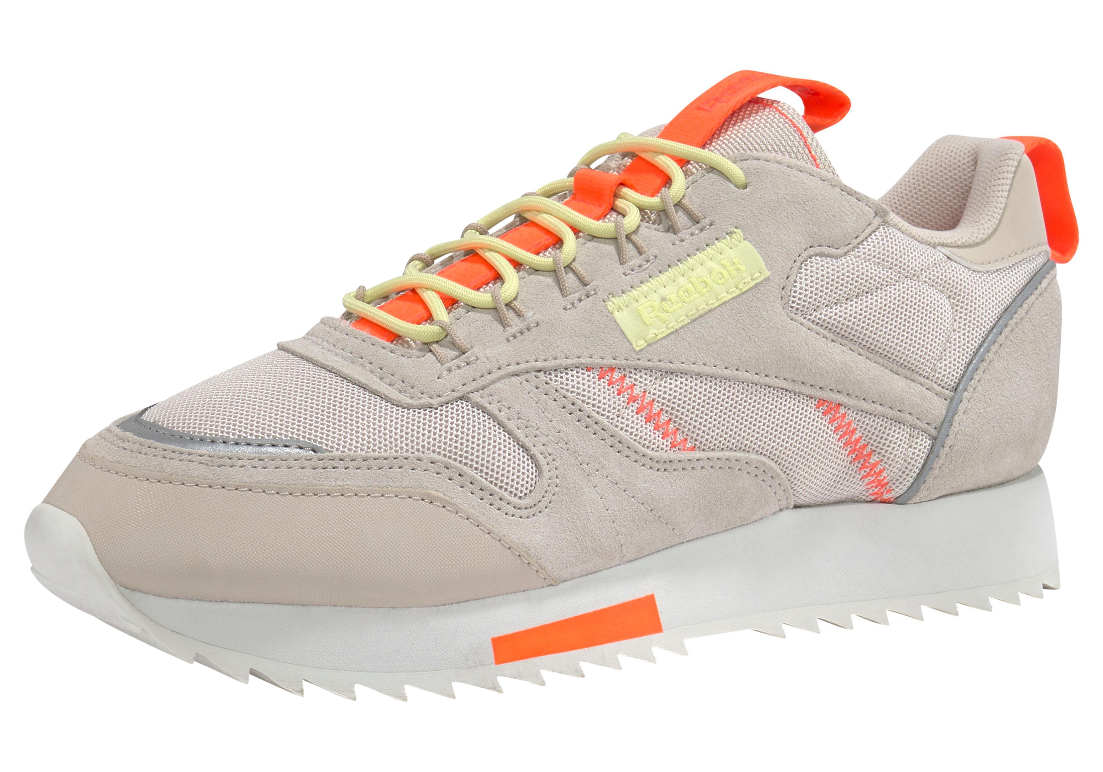 reebok classic -  Sneaker CLASSIC LEATHER RIPPLE T