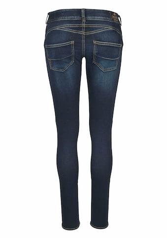 Herrlicher Slim-fit-Jeans »GILA SLIM REUSED«, Low Waist Powerstretch kaufen