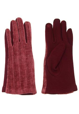 leslii Fingerhandschuhe mit praktischer Touchscreen-Funktion kaufen