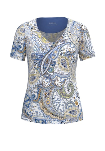 bianca Print-Shirt »MALVE«, angesagtes Paisley-Muster in sommerlichen Farben kaufen