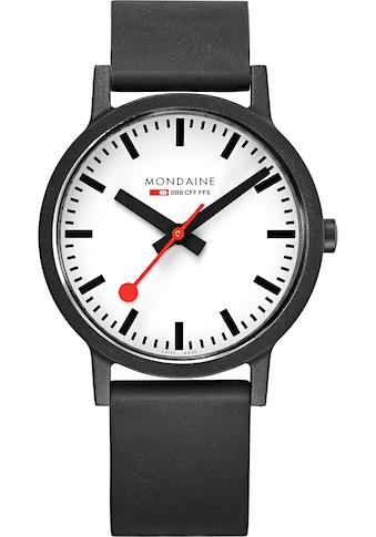MONDAINE Schweizer Uhr »essence, MS1.41110.RB« kaufen