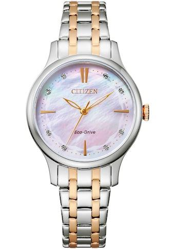 Citizen Solaruhr »EM0896-89Y« kaufen