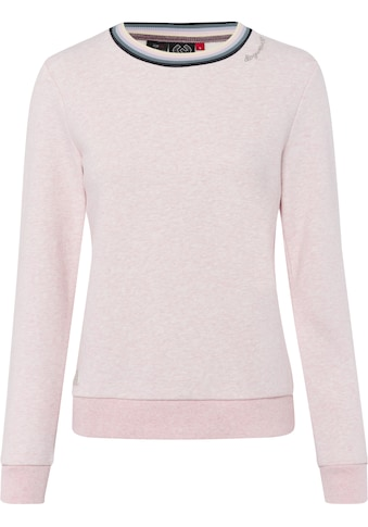 Ragwear Sweater »ERMIE«, im Trendlook Pride- Rainbow-Color kaufen