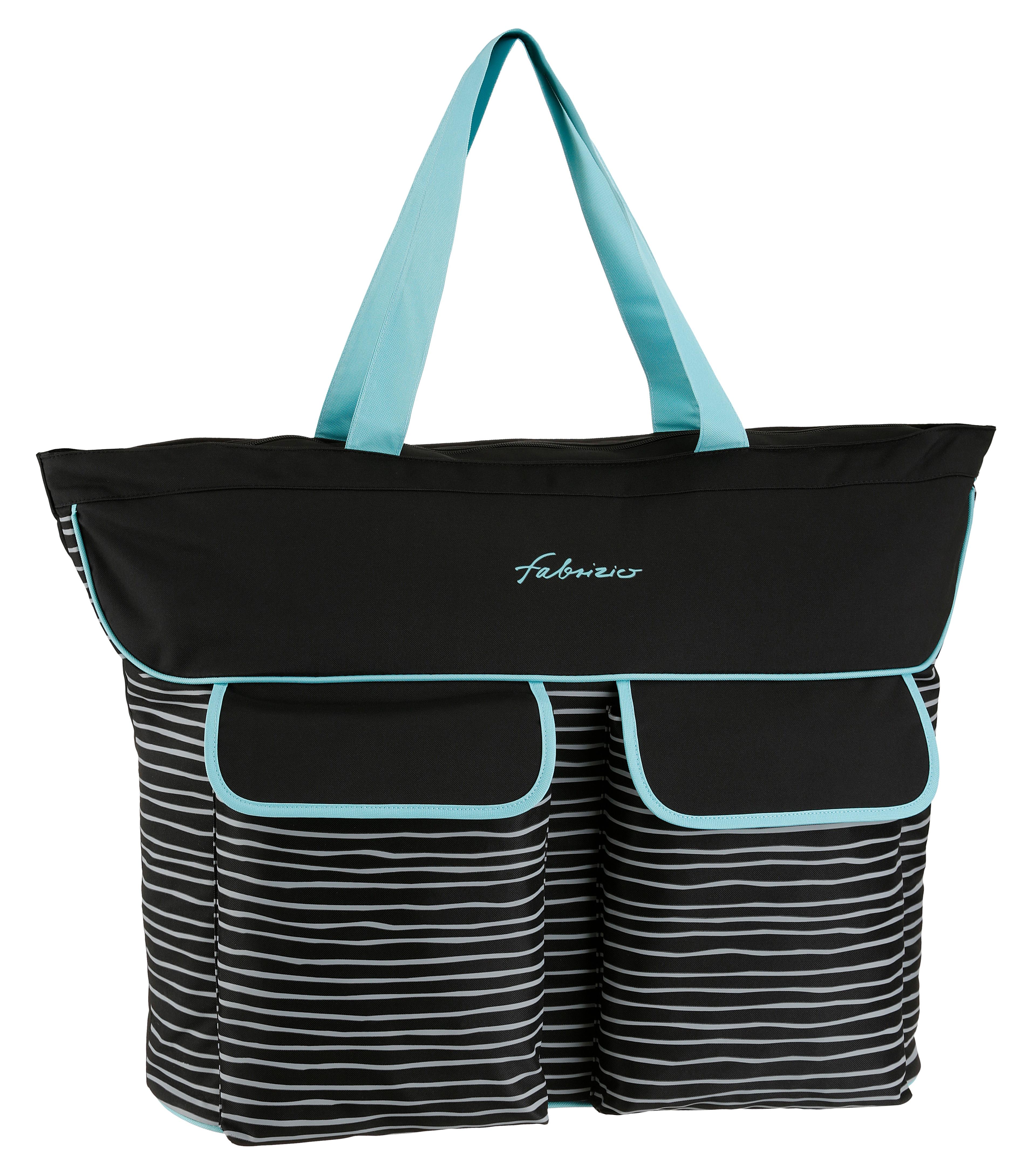 fabrizio -  Strandtasche, mit viel Stauraum