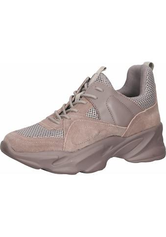 STEVE MADDEN Sneaker »Leder/Textil« kaufen