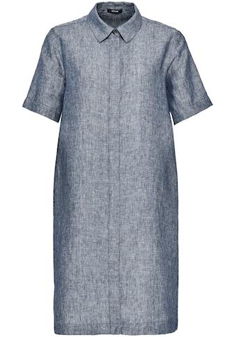 OPUS Hemdblusenkleid »Welika«, mit verdeckter Knopfleiste kaufen