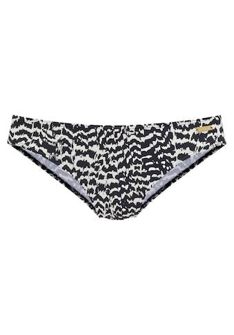 LASCANA Bikini-Hose »Clara«, in klassischem Schnitt kaufen