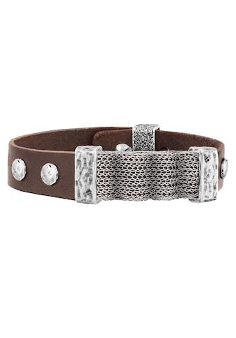 SEVEN-24 Armband »REBEL SOUL, SVRS04-BR17« kaufen