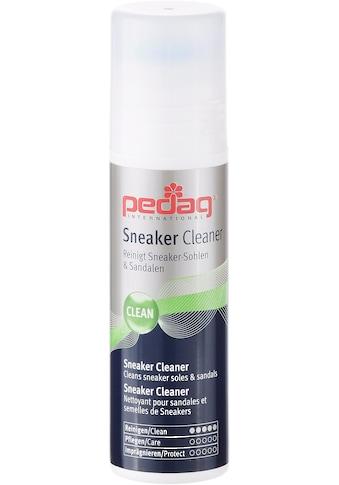 Pedag »Sneaker Cleaner« Gummisohlenreiniger kaufen
