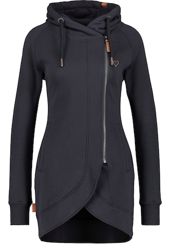 Alife & Kickin Sweatshirt »MaryAK«, sportive Sweatjacke mit Kapuze kaufen