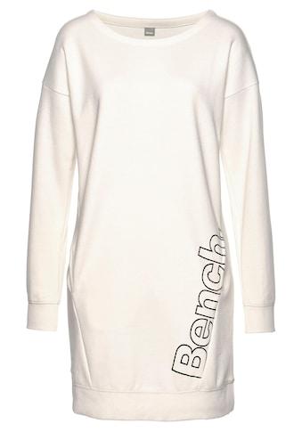 Bench. Sweatkleid, mit seitlichem Logoprint kaufen