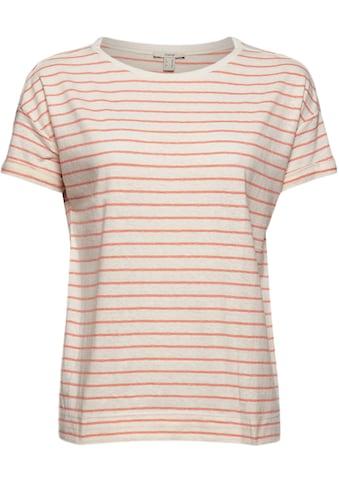 Esprit T-Shirt, mit überschnittener Schulter kaufen