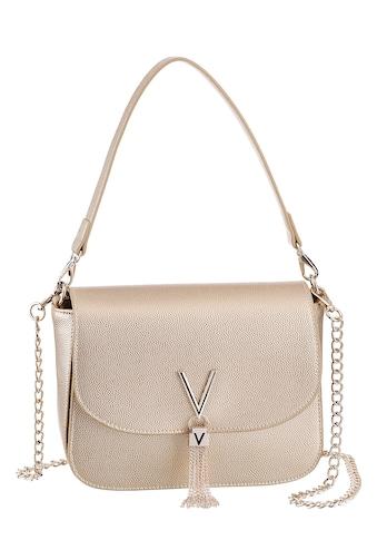 VALENTINO BAGS Schultertasche, mit silberfarbenen Details kaufen