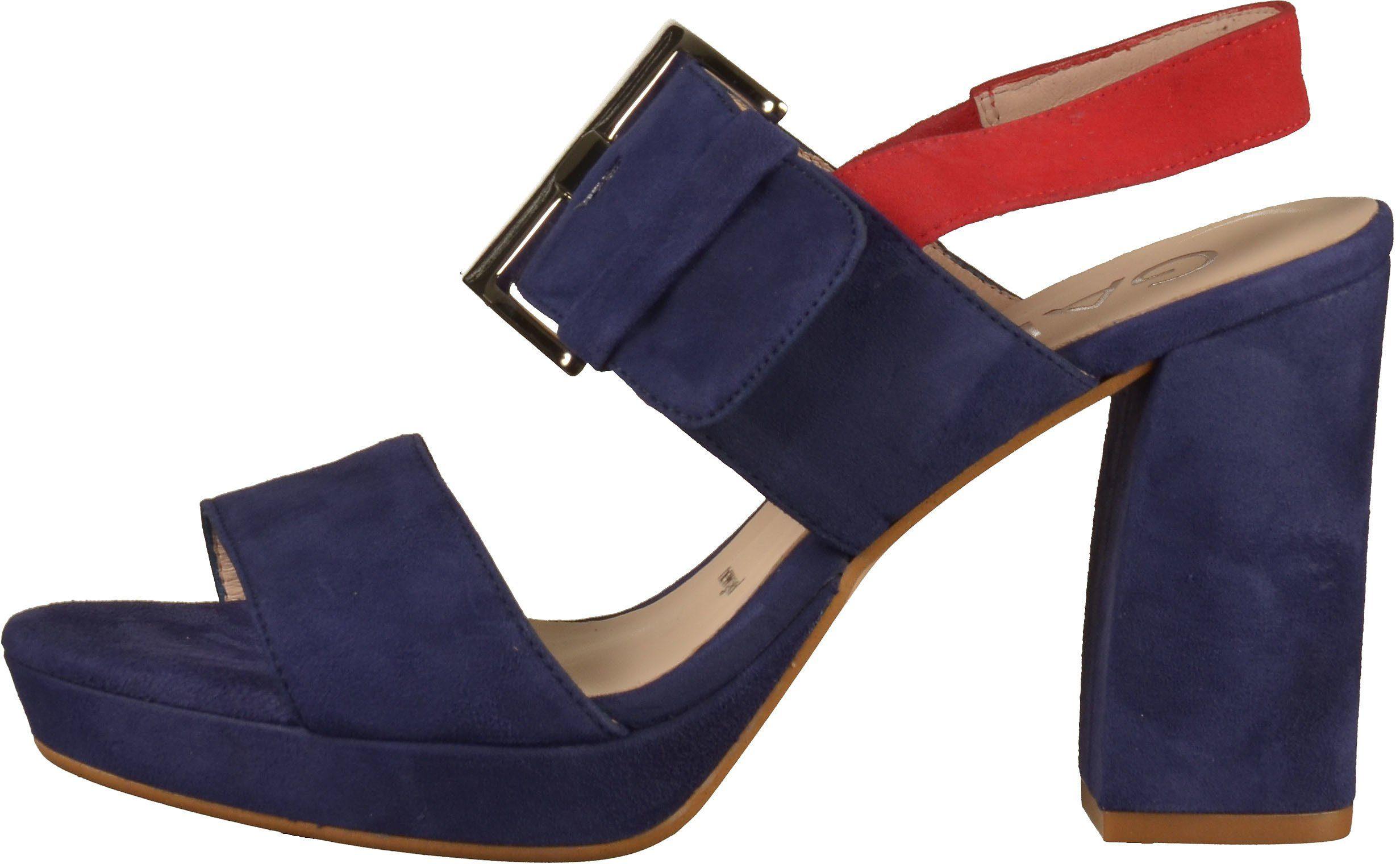 gadea -  High-Heel-Sandalette Leder