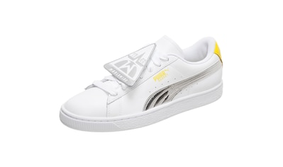 PUMA Sneaker »Basket Badge Trailblazer Metallic« kaufen