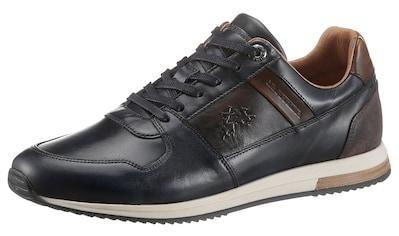 La Martina Sneaker »RUNNER«, in rahmengenähter Machart kaufen