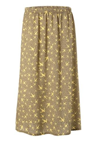 Aniston SELECTED Schlupfrock, mit Vögeln und Sternen bedruckt kaufen